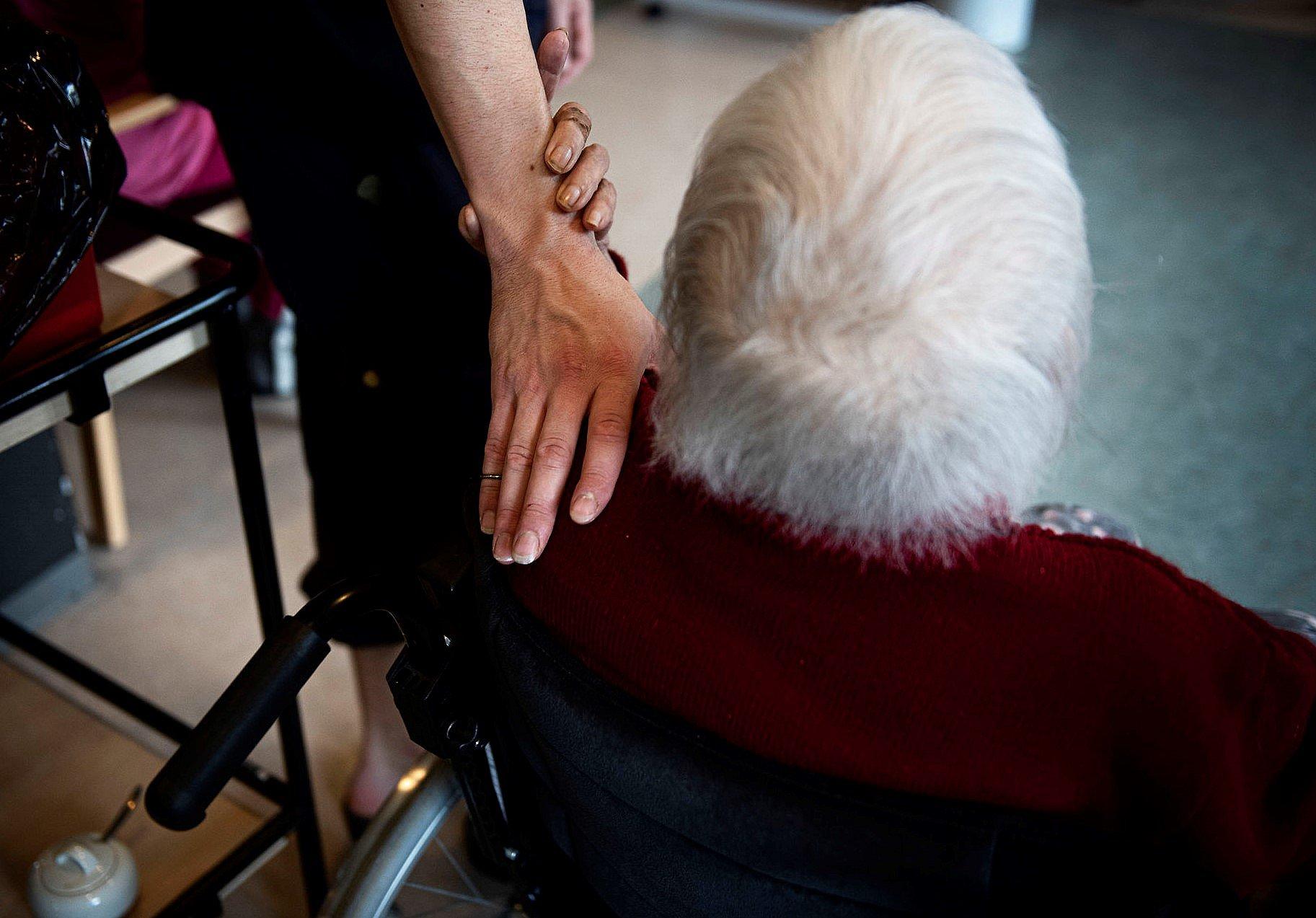 Voldsomt smitteudbrud på plejehjem er klinget af