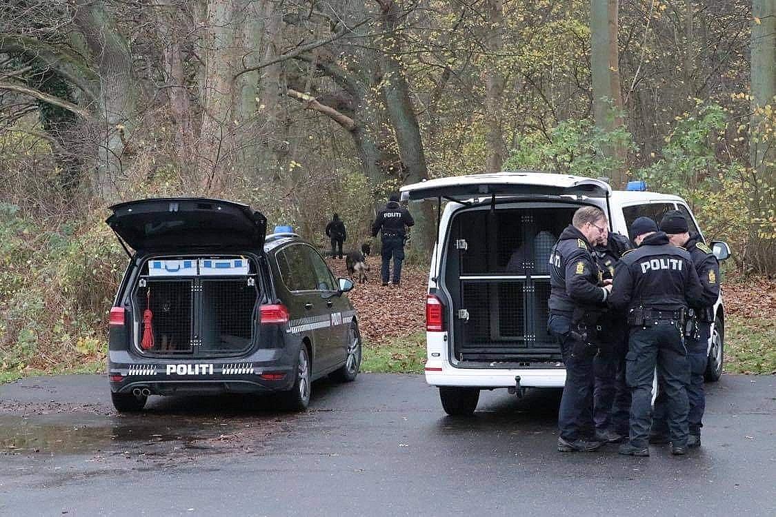 Politiet leder nu efter forsvundne Maria i skovområde...