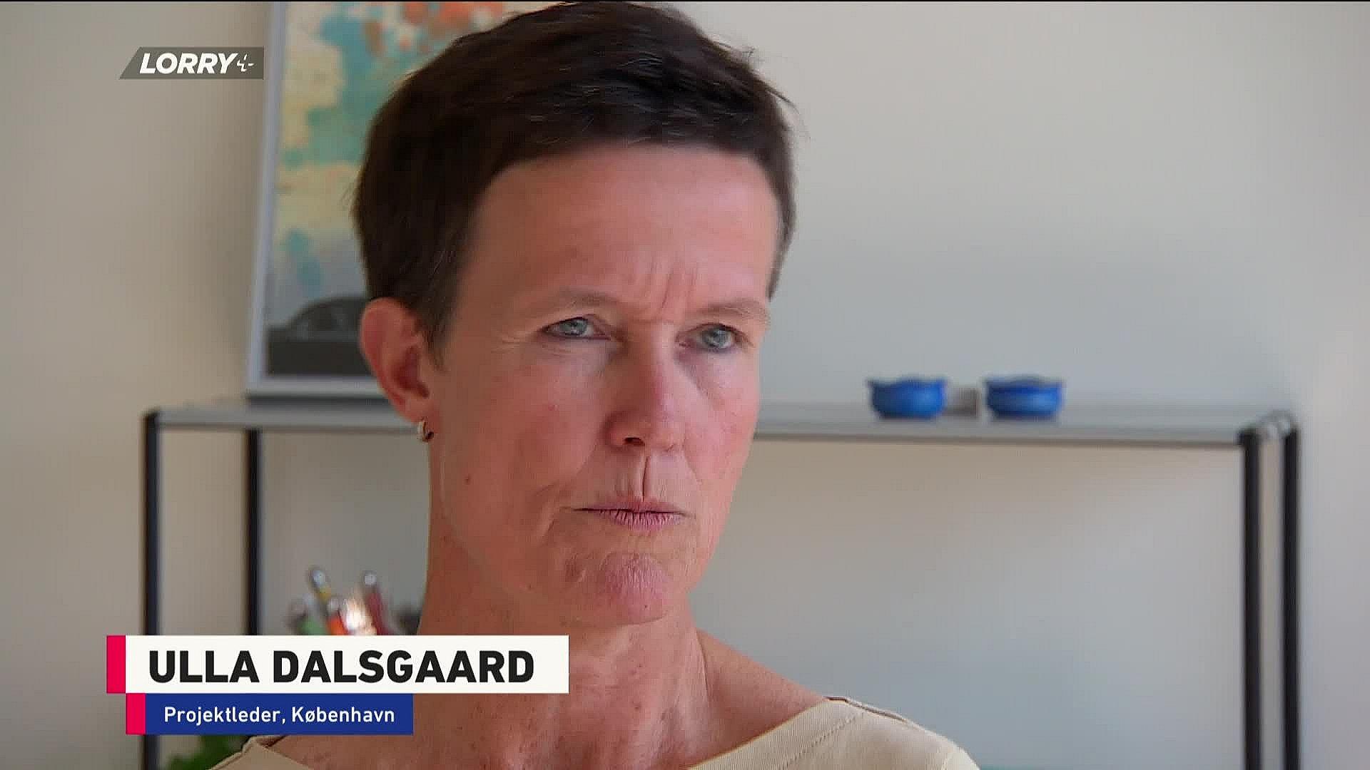 Ulla er lesbisk: - Jeg måtte skifte job for at springe ud